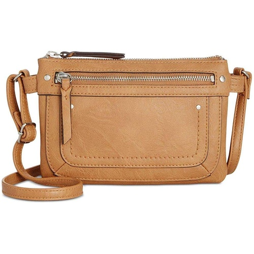 INC International Concepts Core Crossbody Handbag Honey
