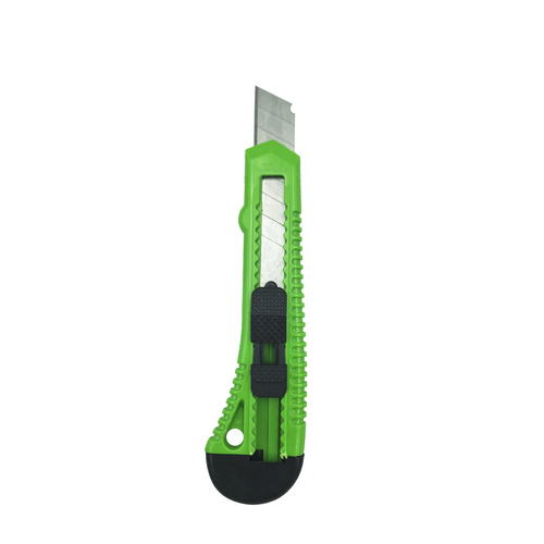 Box Cutter Knife - Green